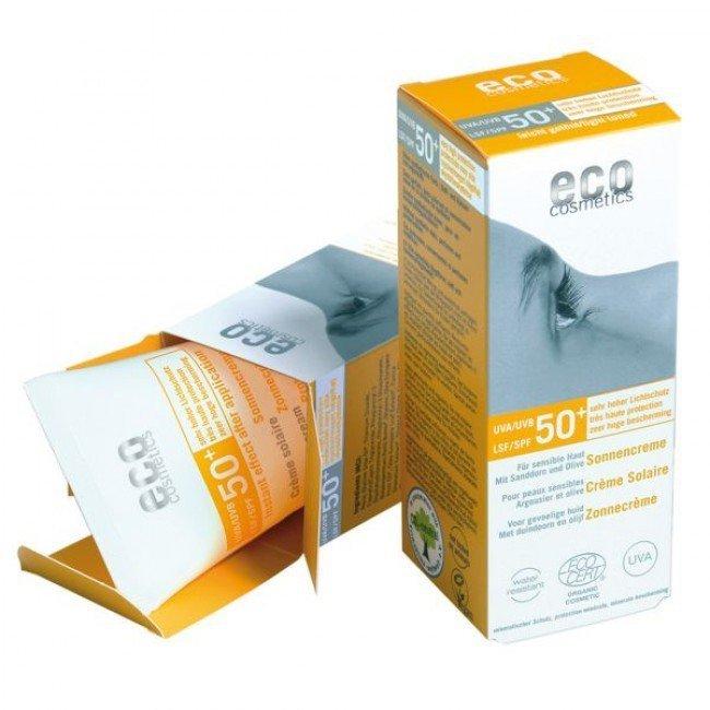 eco cosmetics Mineralny Krem na słońce SPF 50+