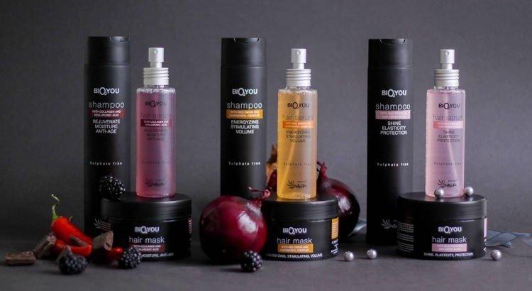 BIO2YOU HairPro skoncentrowane serum do włosów z proteinami i aminokwasami jedwabiu 100 ml