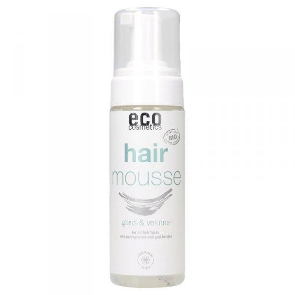 eco cosmetics Pianka do układania włosów 150 ml.