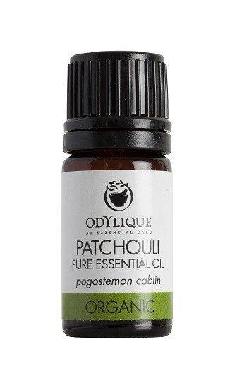 Odylique by Essential Care organiczny olejek eteryczny Paczula, 5 ml
