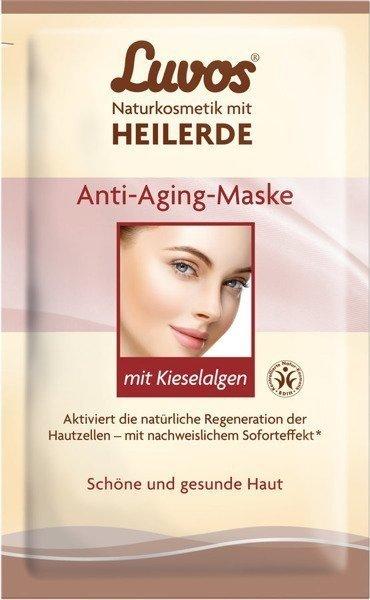 Luvos Maseczka anti-aging z okrzemkami