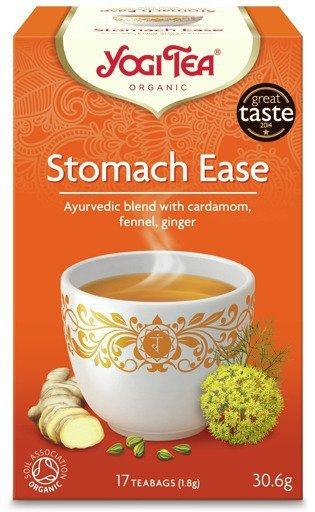 OGI TEA® Herbata NA TRAWIENIE z kardamonem, koprem włoskim i imbirem (Stomach Ease)