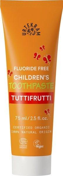 """Urtekram Pasta do zębów dla dzieci Trutti Frutti"""""""