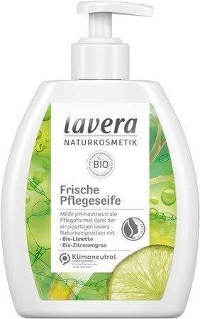 Lavera Mydło w płynie z bio-limonką i bio-trawą cytrynową 250 ml