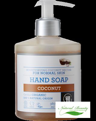 Urtekram Mydło do rąk w płynie z kokosem 380 ml