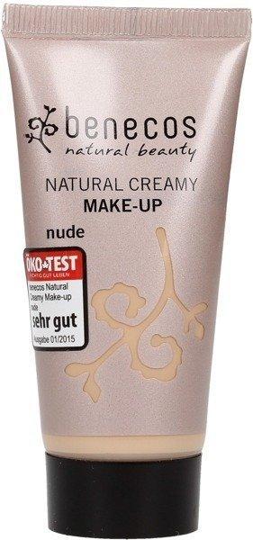Benecos Podkład w kremie Nude