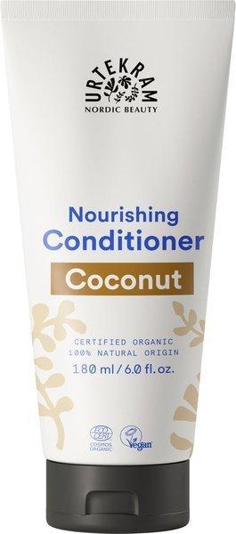 Urtekram Odżywka do włosów z kokosem