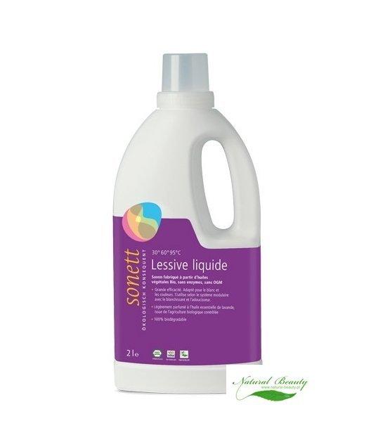 Sonett -Płyn do prania Lawendowy 2 l