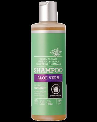 Urtekram Szampon z aloesem do włosów normalnych 250 ml