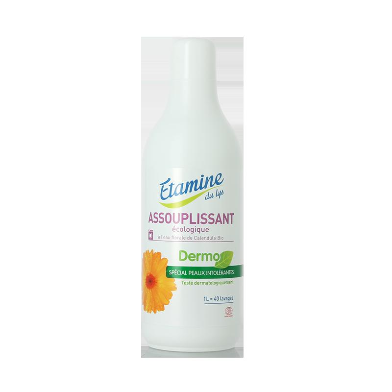 EDL Etamine Du Lys Dermo hypoalergiczny płyn do płukania tkanin dla alergików, dzieci i osób o wrażliwej skórze 1 l
