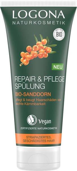 Logona Regenerująca odżywka do włosów z bio-rokitnikiem