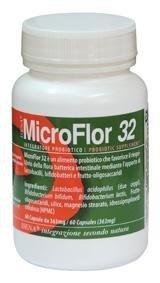 Cemon Microflor 32 - Kuracja plus 60 kapsułek