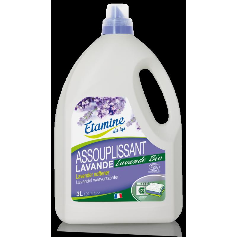 EDL Etamine Du Lys płyn do płukania tkanin organiczna lawenda 3l