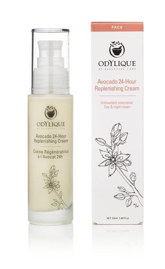 Odylique by Essential Care organiczny regeneracyjny krem odżywczy z awokado, rokitnikiem 15 ml