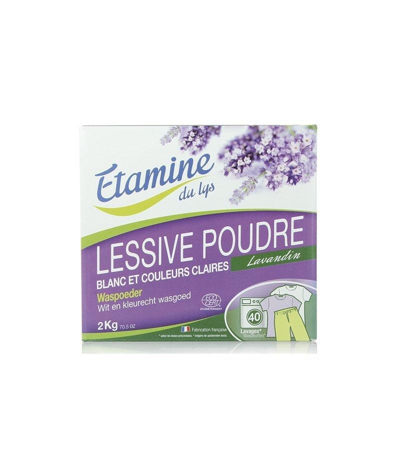 EDL Etamine Du Lys proszek do prania tkanin białych i o trwałych kolorach 2kg