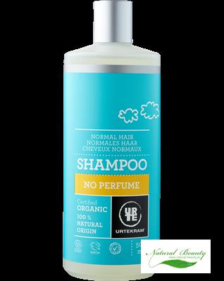 Urtekram Szampon do włosów normalnych neutralny zapachowo 500 ml