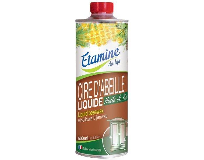 EDL Etamine Du Lys płynny wosk do podłóg i drewna z olejem sosnowym 500 ml