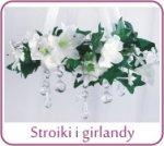 Stroiki, girlandy