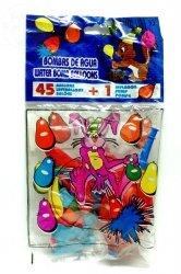 Balony na wodę z pompką 37 szt