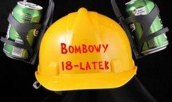 Kask kolor na BOMBOWY 18-LATEK