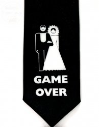 Krawat na Wieczór Kawalerski  GAME OVER