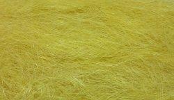 Sizal w woreczku kolor żółty