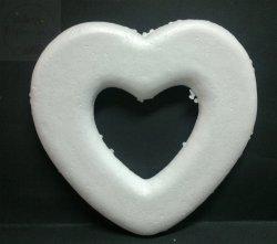 Serce styropian wycięte HT12A030