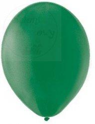 Balony 10``PASTEL ciemny zielony op 100szt