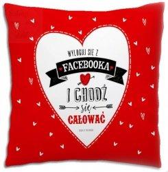 Poduszka Love Facebook - 1szt