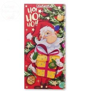 Czekolada świąteczna Mikołajowa  Ho Ho ho