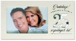 Ramka Harmony Rocznica Ślubu 25