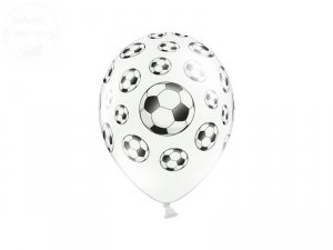 Balony 14cali pastel piłki nożne