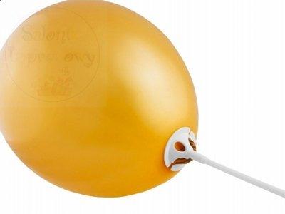 Patyczki do balonów z zatyczką 1 szt
