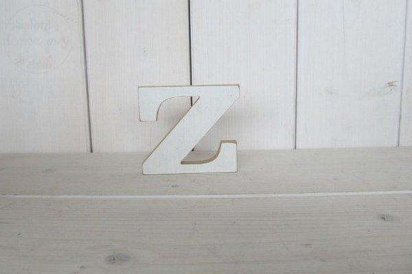 """Litera drewniana wys. 18 cm """"Z"""" 1szt"""
