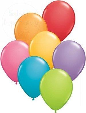 Balony 5 cali pastel mix kolor 100szt