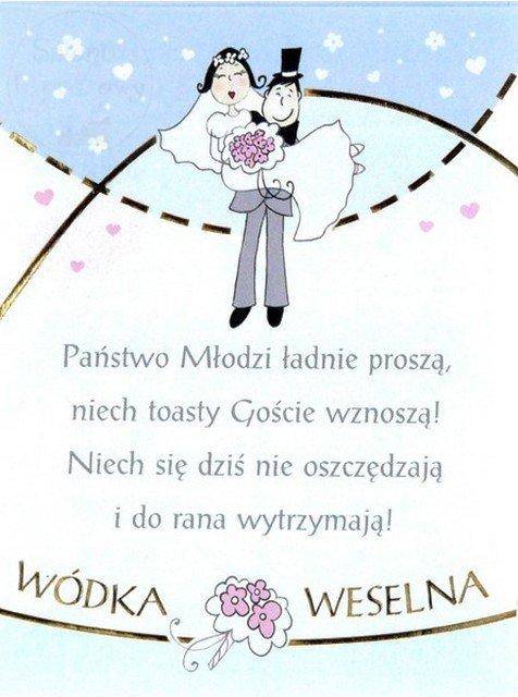 Zestaw etykiet Weselnych 25 szt ES25-504