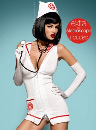 Komplet Obsessive Emergency Dress stetoskop