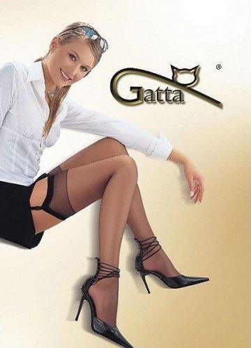Pończochy Gatta Sally do paska lycra 15 den