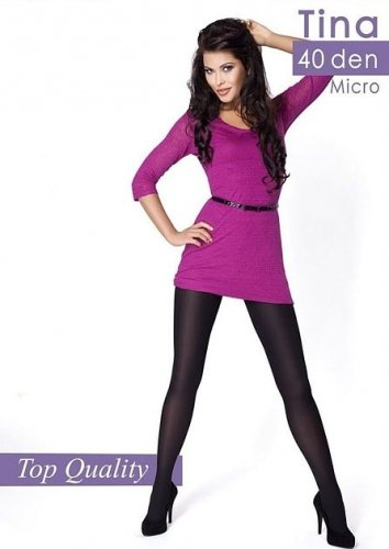 Rajstopy Mona Tina 40 den 5-XL