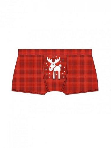 Bokserki Cornette 047/32 Reindeer Merry Christmas