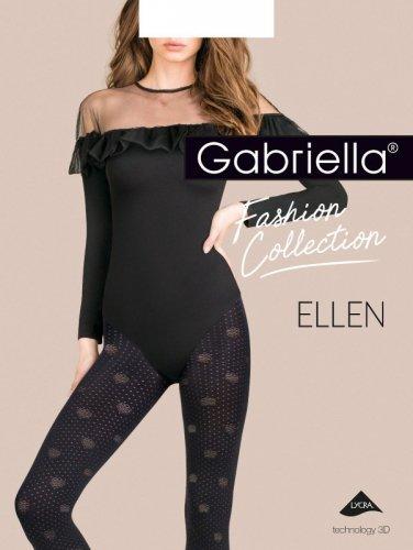 Rajstopy Gabriella Ellen 3D 446 2-4