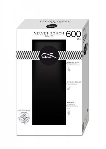 Rajstopy Gatta Velvet Touch 600 den