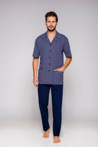 Piżama Regina 542 kr/r M-XL