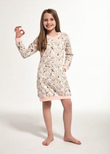 Piżama Cornette Young Girl 943/120 Polar Bear 3