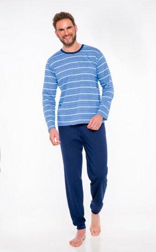 Piżama Taro Max 372 dł/r L-2XL '20
