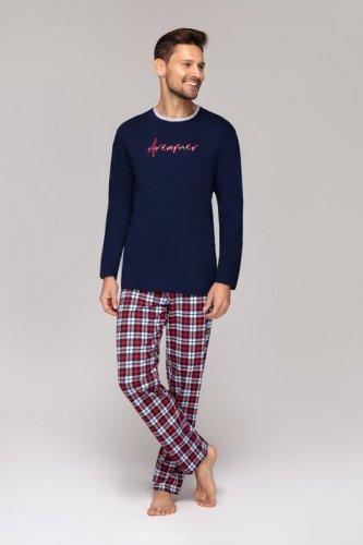 Piżama Regina 551 dł/r M-XL