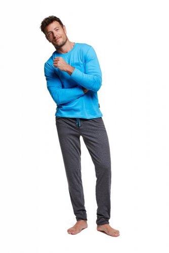 Piżama Henderson 37295 Veto dł/r M-2XL