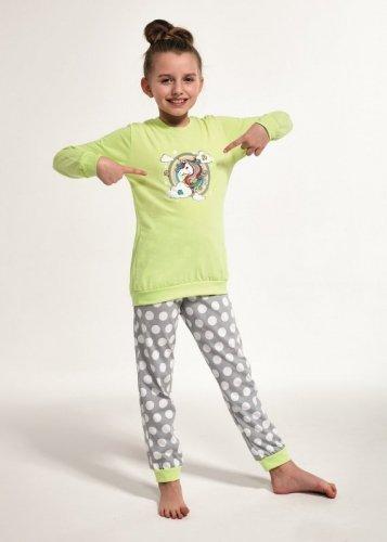 Piżama Cornette Kids Girl 594/110 Unicorn 2 dł/r 86-128