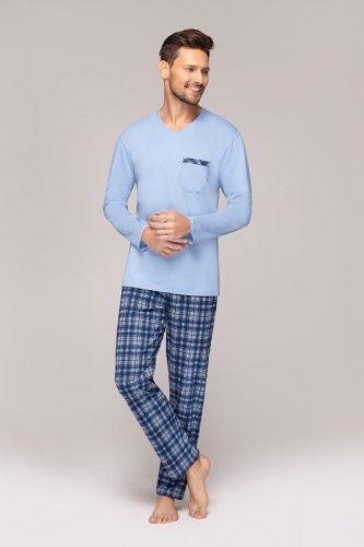 Piżama Regina 554 dł/r M-XL