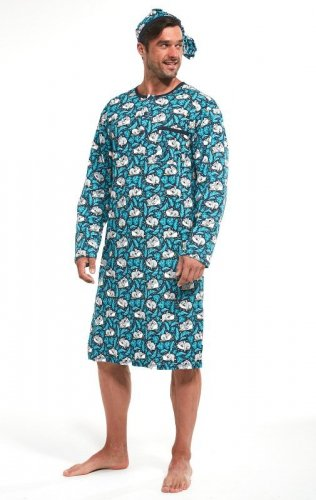 Koszula Cornette 110/644501 dł/r 3XL-5XL